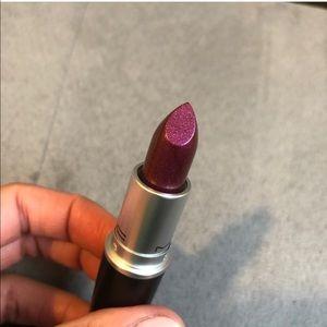 MAC Disobedient metallic lipstick